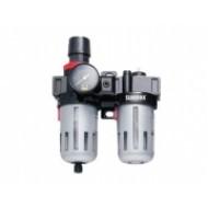 Фильтры, влагоотделители, воздушные регуляторы, маслораспылители (0)