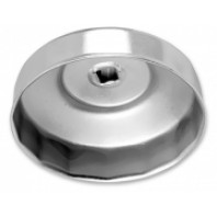 Съемник масляного фильтра (крышка) 67 мм-14 гран. (Ford, Mazda)  FORCE 6316714