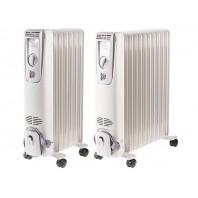 Радиатор масляный электрич. Tермия  H0815 (1500 Вт, 8 секций) (ТЕРМИЯ)