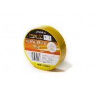 Изолента ПВХ 18ммх20м желтая STARTUL PROFI (ST9046-5)