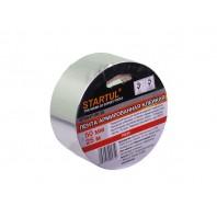 Лента алюминиевая клейкая 50ммх25м STARTUL PROFI (ST9047-50-25)