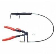 Клещи тросиковые для тормозных шлангов  FORCE 9B0106