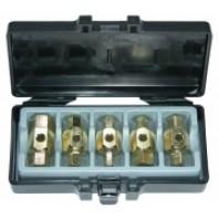 Набор ключей для сливных пробок 5 пр.  FORCE 5051